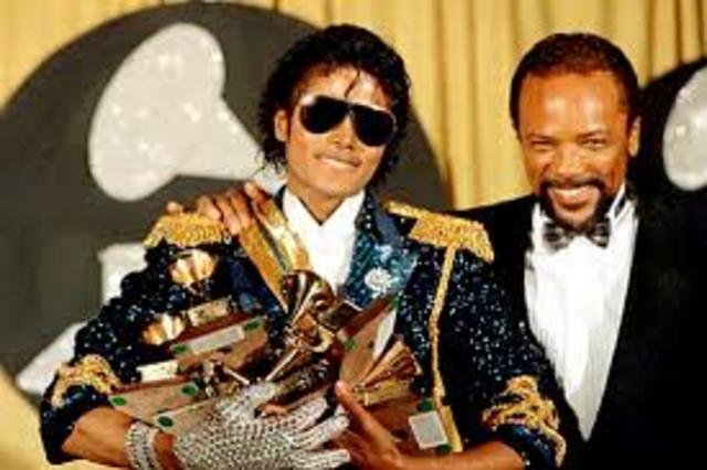 Michael Jackson won a record