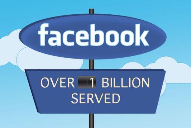 Facebook reaches 1 billion users