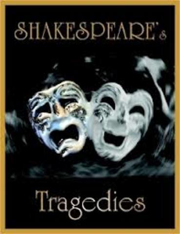 Shakespeare writes 'King Lear' and 'Macbeth'