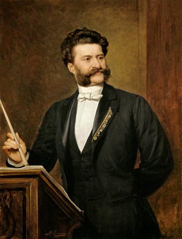 Johann Strauss - The Blue Danube