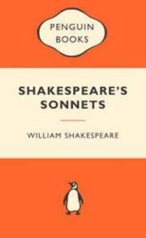 Shakespeare's sonnets are pubished