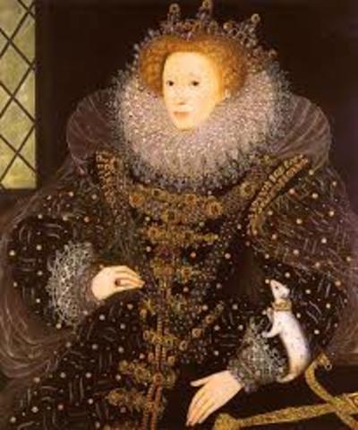 Elizabeth l becomes queen of England