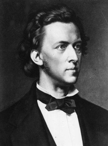 Raindrop prelude, Chopin (1810-1849)