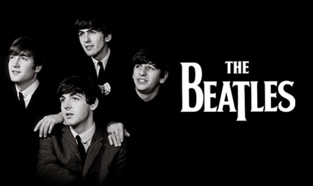 The beatles started producing albums.
