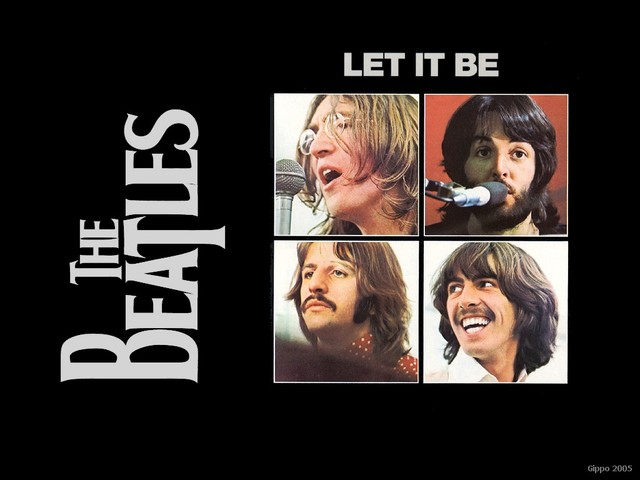 the beatles stoped producing albums.