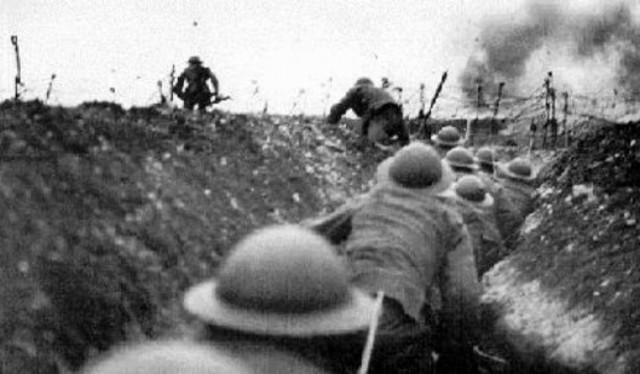 Start of WWI