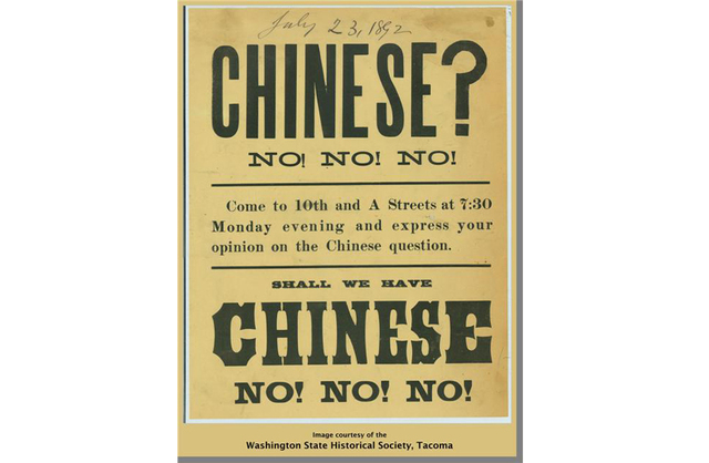 Federal Restrictions on Immigration, Including the Chinese Exclusion Act