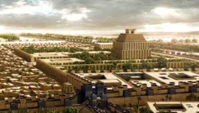 Aparece Babilonia