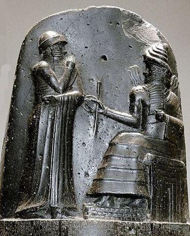 Hammurabi: - 1792  - 1750
