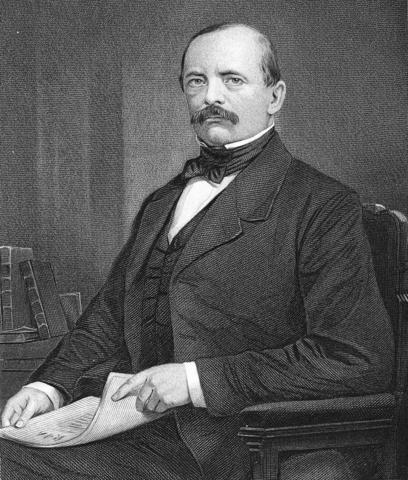Otto Van Bismarck Birth