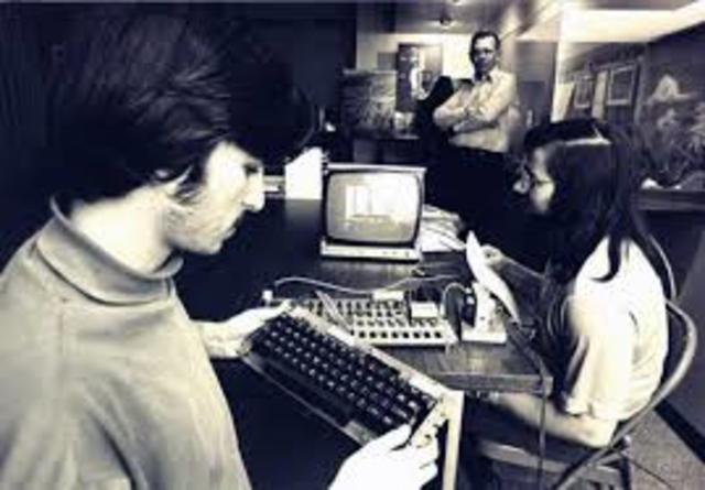 Computer Assembled in Jobs' Garage