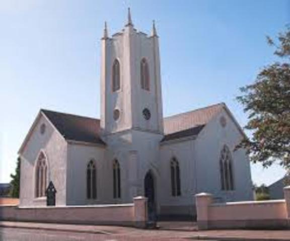 Chapter 17- Church