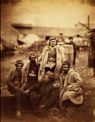 First Photos of War