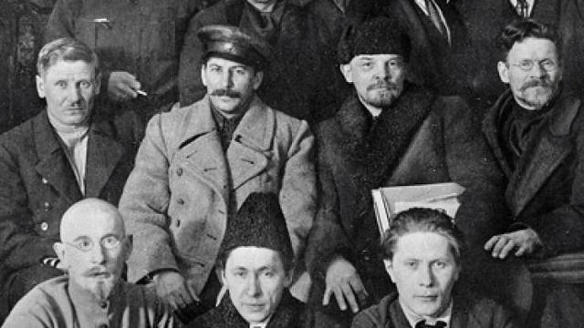 Bolsheviks change name to Communist Party