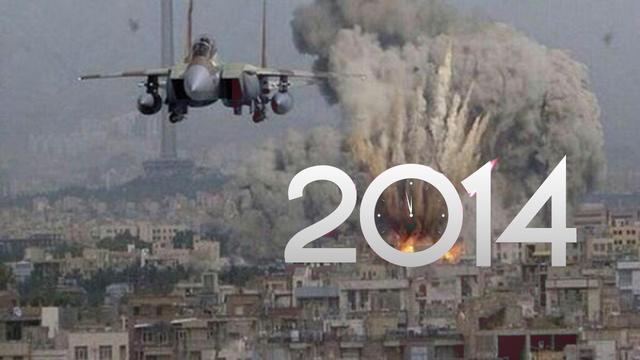 2014 Guerras y Conflictos Actuales