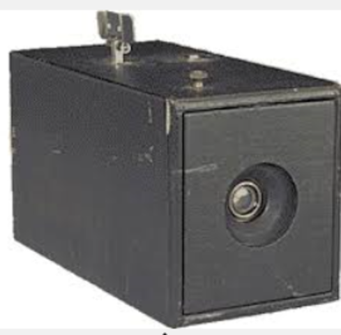 First Kodak Camera is Released