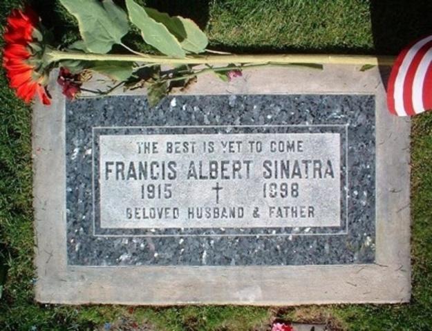 Sinatra's Death