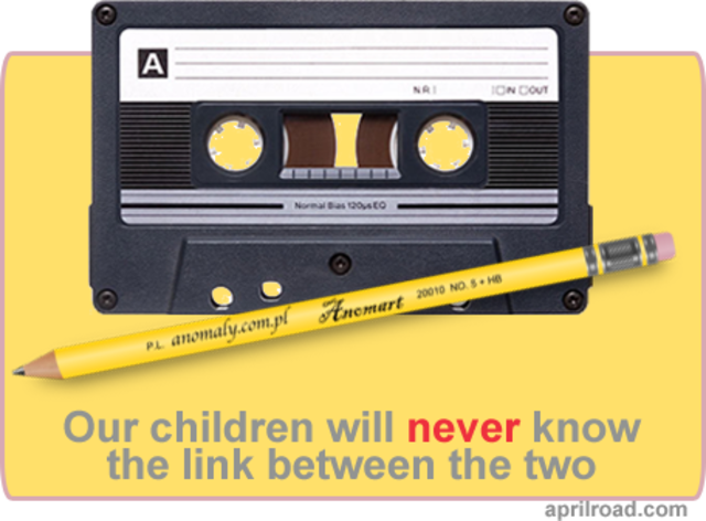 Cassette with our manual rewind!