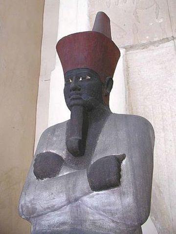 Mentuhotep II, formación del Imperio Medio