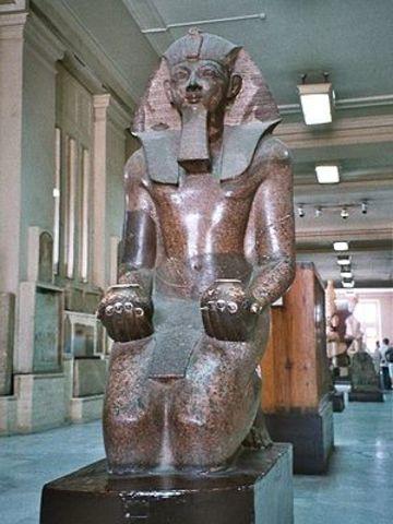 Tutmosis III, apogeo del Imperio Nuevo