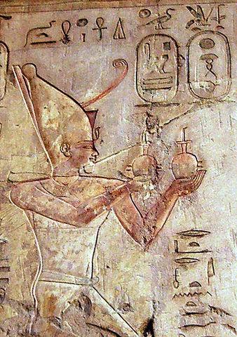 Psamético I fuenda el Imperio Saíta