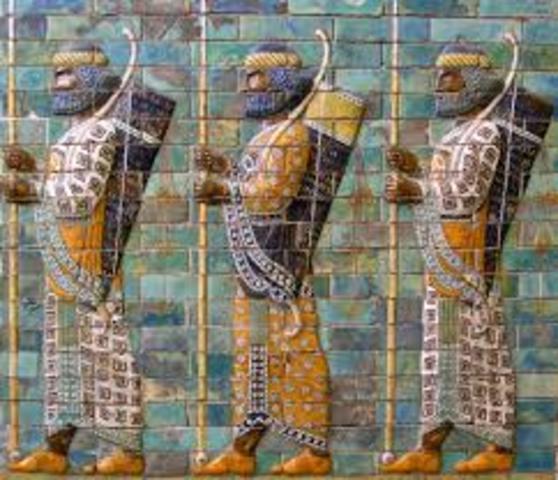 Cambises II conquista Egipto