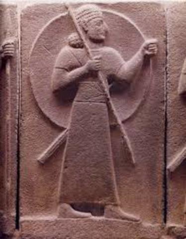 Mursil I saquea Babilonia