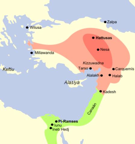 Suppiluliuma I de Hatti: 1375-1322