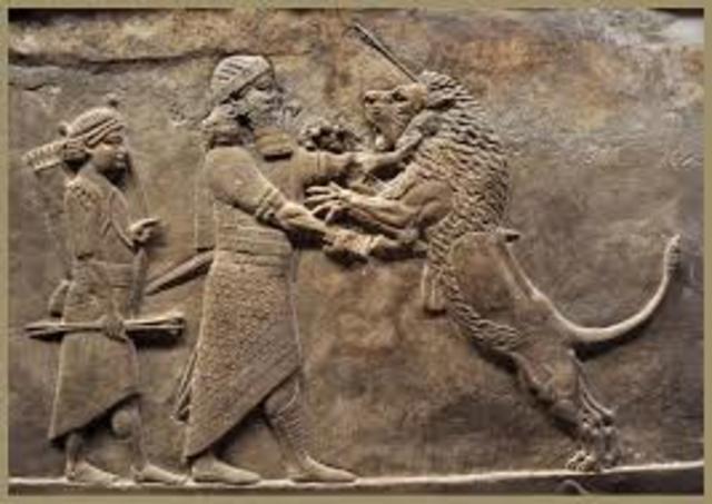 Revuelta de nobles asirios