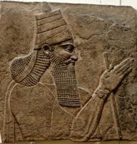 Tiglatpiler III creador del Imperio Asirio