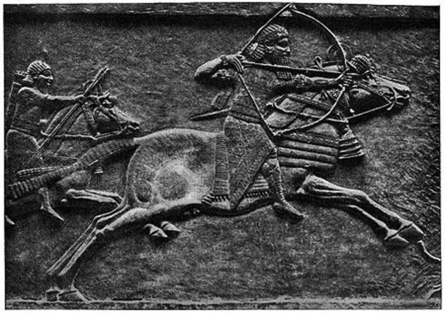 Assurbanipal (-668, -627)