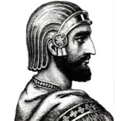Ciro conquista Babilonia