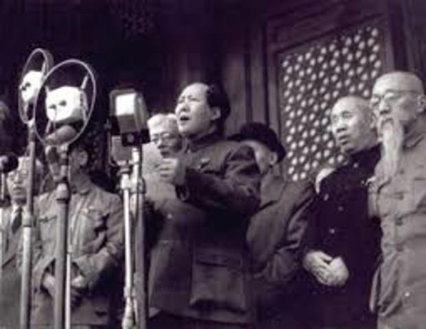 Mao's Victory in China