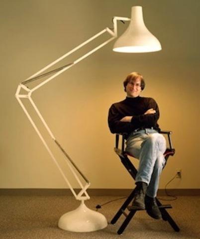 Pixar and Steve Jobs meet