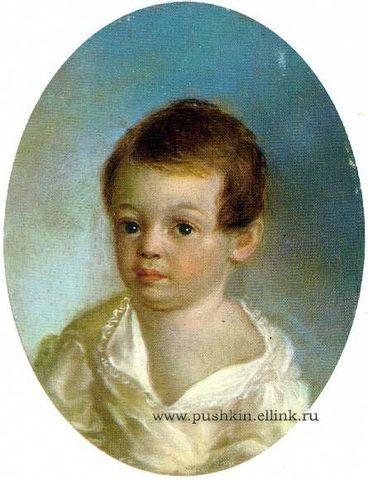 Родился А. С. Пушкин