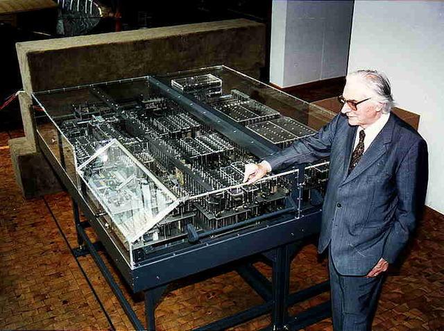Första binära datorn Z1