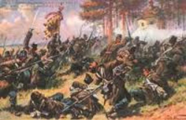 Declares war on Austria
