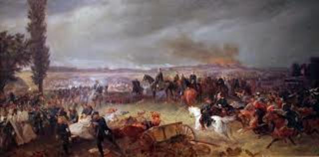 Bismarck declares war on Denmarck