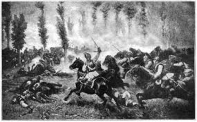 Bismarck declared war on Denmark
