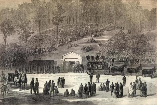 21 April 1865, day 8