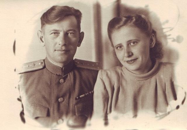 На память родителям от Бориса и Софии