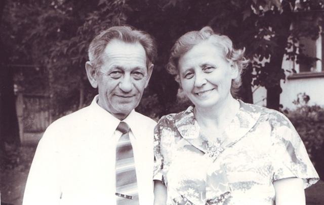 Борис Андреевич и София Дмитриевна