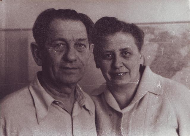 Семья Сидельниковых.