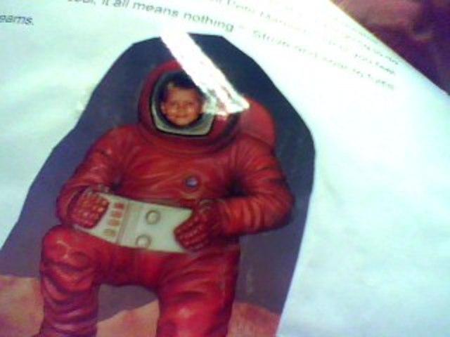 My Trip to NASA