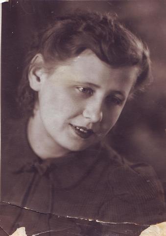 София Дмитриевна ,1942 г.