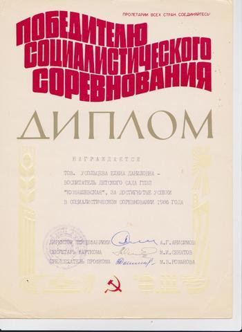 Диплом Усольцева Е.Д.