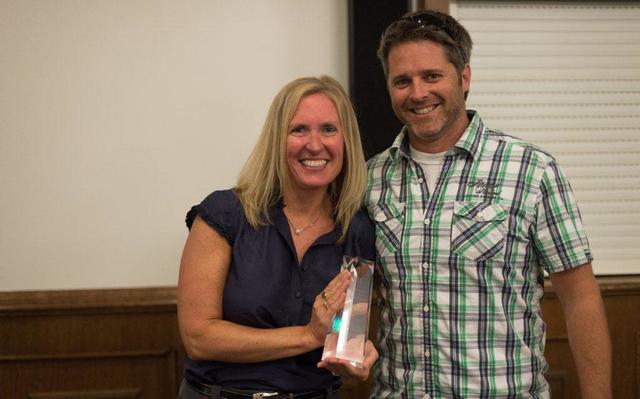 District Award Presentation