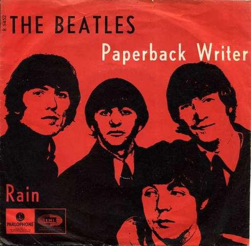 Paperback Writer Video