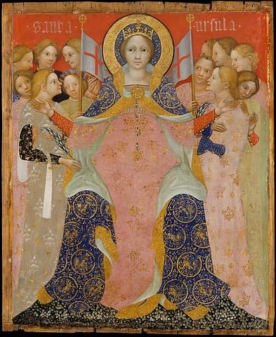 Saint Ursula and Her Maidens