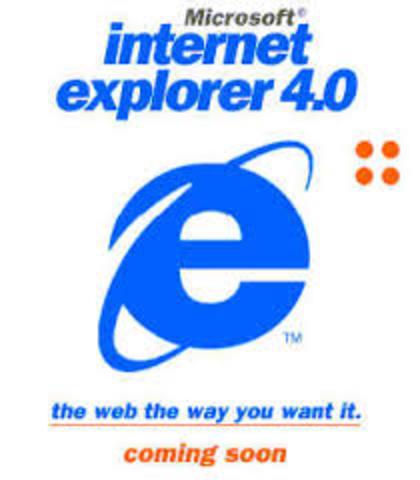 Internet Explorer 4,0